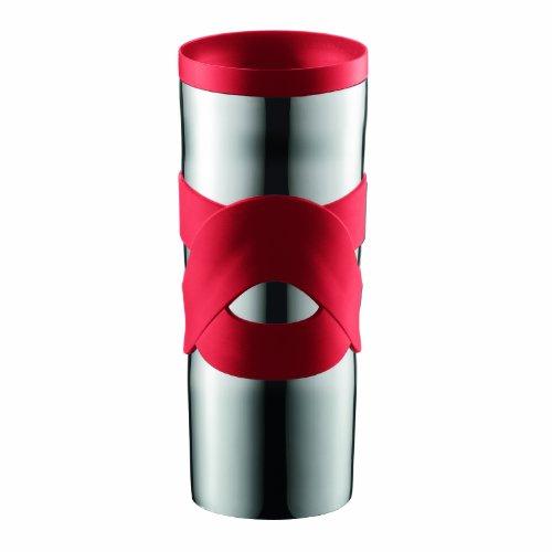 Bodum 11044-294 Travel Mug Travel mug, 0.45 l, Edelstahl