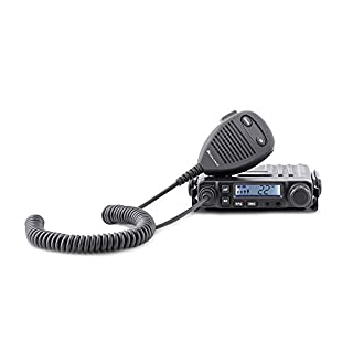 Midland M Mini Transmission Radio, Black
