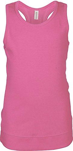 Tank Top Mädchen (8/10, Pink) (Aus 10 Jersey Tank-top)