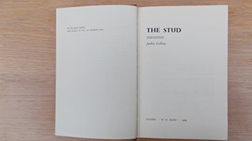 The Stud by Jackie Collins (1969-07-05)
