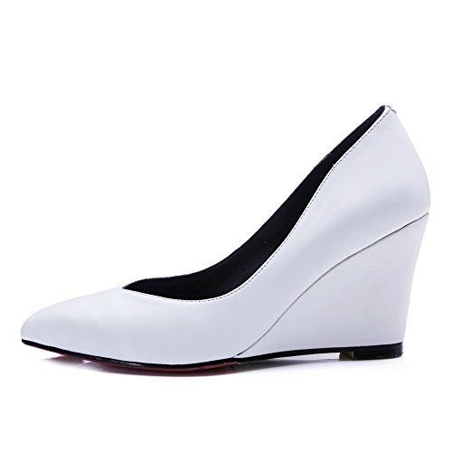 BalaMasa, Scarpe col tacco donna Bianco