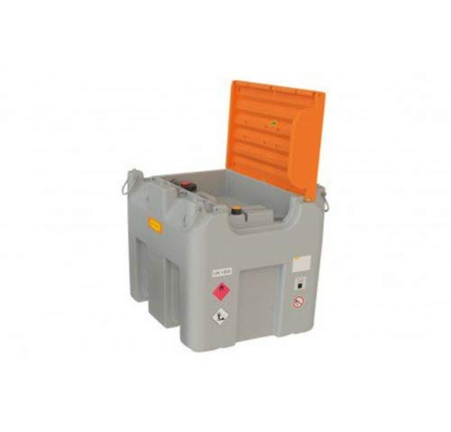 Mobile Diesel- und Heizöl-Tankanlage DT-Mobil Easy 980 Generatortank