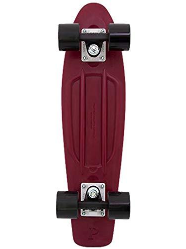 Penny PNYCOMP22240 - Skateboard Classics, Burgundy, 22-Inch