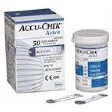 glicemia-test-strip-accu-chek-aviva-50-u