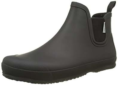 Tretorn Damen Öresund Gummistiefel, Schwarz (Black 010), 34 EU