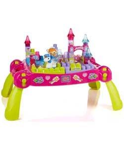 Mega Bloks Erste Builders Lil 'Princess Fairytale Tisch.