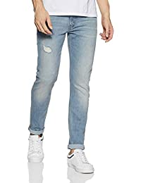fa0353b03a21 Tapered Men's Jeans: Buy Tapered Men's Jeans online at best prices ...