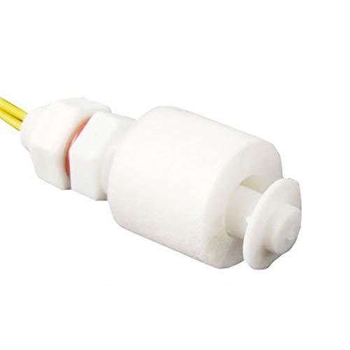 sserpegel-Schwimmerschalter Sensor flüssigen Kunststoff Sammelbehälter PP vertikale Schwimmerschalter dünnen Faden, DIY & Tools ()