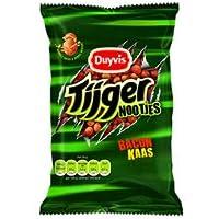 Duyvis Bolso De Queso Tocino Con Nueces De Tigre 40 Gr 20x   Peso total 800 gr