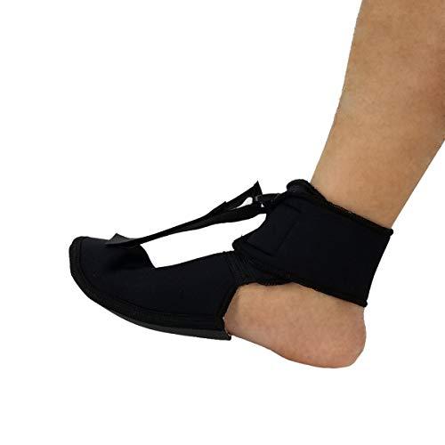 Plantarfasziitis Nachtschiene, verstellbar, Plantarfasziitis, Nacht-Stretch-Schiene, Stiefelstütze zur Schmerzlinderung -
