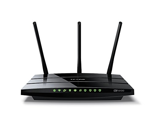 TP-Link Archer VR400 Modem Router Gigabit ADSL/VDSL, Faser, Wireless AC1200 Mbps, Dual Band 2.4 GHz + 5 GHz, USB 2.0