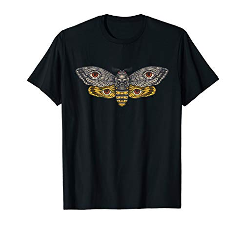 Okkult Insekt Sacred Geometry Tshirt ()