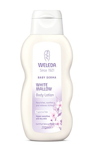 Weleda Baby Derma White Mallow Body Lotion 200 ml