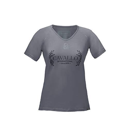 Cavallo Damen Shirt MADITA (Frühjahr/Sommer 2019), Twilight, 34