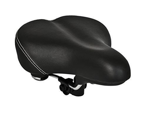 Büchel Luftfedersattel, City, schwarz, für alle City und Tourenräder 96010202