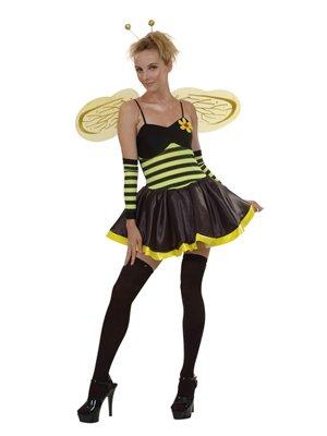 Bienenkostüm für Damen - Einheitsgröße