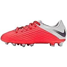 Nike Jr Hypervenom 3 Academy AG-Pro, Zapatillas de fútbol Sala Unisex Adulto