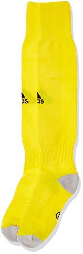 Adidas Milano 16 Calzettoni da Uomo, Giallo/Nero (Yellow/Black (AJ5909)), taglia (Nylon Mens Sneakers)