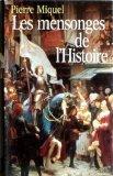 """Afficher """"Les mensonges de l'Histoire"""""""