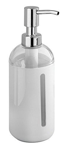 mdesign-pompa-dispenser-di-sapone-per-cucina-bagno-bianco-trasparente-cromo