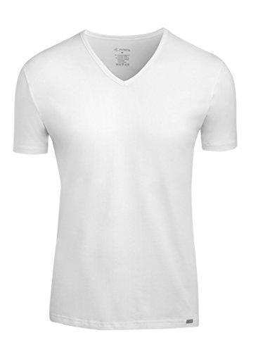 Jockey -Camicia Uomo Bianco