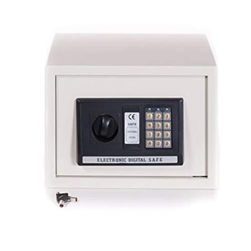 San Marco smea25ch - Cassaforte a muro elettronica con combinazione digitale 35x25 cm bianca