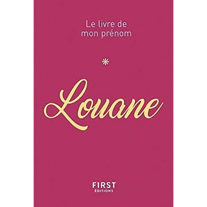 78 Le livre de mon prénom - Louane