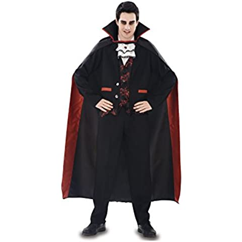 My Other Me - Disfraz de vampiro elegante, para adultos, talla M-L (Viving Costumes MOM00240)