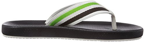 BOSS Green Herren Sandalen Shoreline Water Schwarz (Black 001)