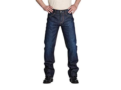 Rokker Motorrad Jeans, Motorradhose Revolution Men Jeans blau 33/36, Herren, Chopper/Cruiser, Ganzjährig, Textil