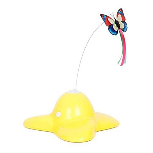 Duhe Pet Toy Juguete eléctrico para Gato Juguete...