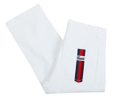 GUCCI Boys Jeans white 281267-9098