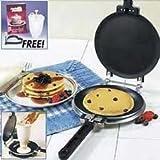 Pancake Perfection pan - fat free pancake maker