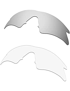 HKUCO Plus Replacement Lenses For Oakley M Frame Sweep Sunglasses
