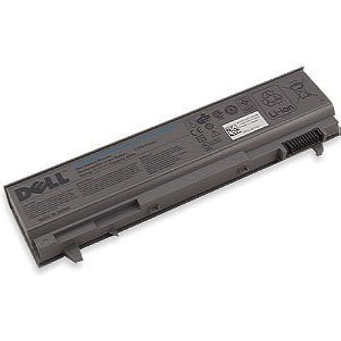ORIGINAL ORIGINAL DELL Latitude E6400 M2400 M4400 6-Cell 60Wh batería nueva, P / N H1391, P018K W1193, la versión actualizada de PT434, KY266