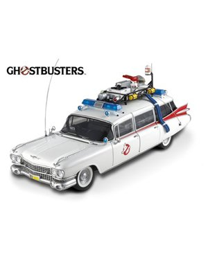 Hot Wheels Elite Cult Classics 118 Die Cast Vehicle Ghostbusters Ecto 1 by Ghostbusters
