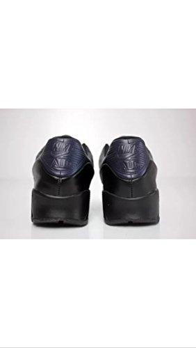 Nike - Wmns Air Max 90 Sp / Sacai, Scarpe sportive Donna Azul Marino (Obsidian / Obsidian-Black)