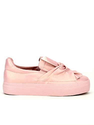 Cendriyon, Baskets Rose poudré KRIPS Chaussures Femme Rose