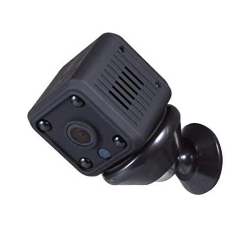 LCLrute HD-Wi-Fi-WLAN-Camcorder mit IP-Kamera und IR-Nachtsicht-Familien-Mini-Kamera - Wireless Wanscam Ip-kamera