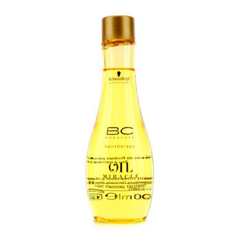 Schwarzkopf Bc Oil Miracle Light Finishing Treatment (For Fine To Normal Hair Types) 100Ml/3.4Oz by Schwarzkopf