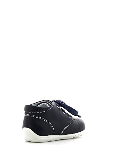 Chicco , Chaussures de ville à lacets pour fille Bleu