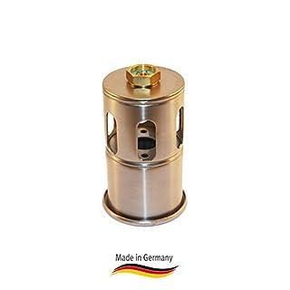 EXACT-Edelstahl Hochleistungsbrenner 45 mm