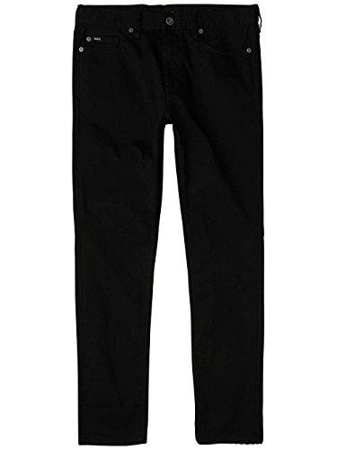 Herren Jeans Hose RVCA Rockers Jeans Black/Black