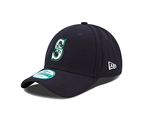 New Era The League Seattle Mariners Gm - Casquette pour Homme, couleur Bleu, taille OSFA
