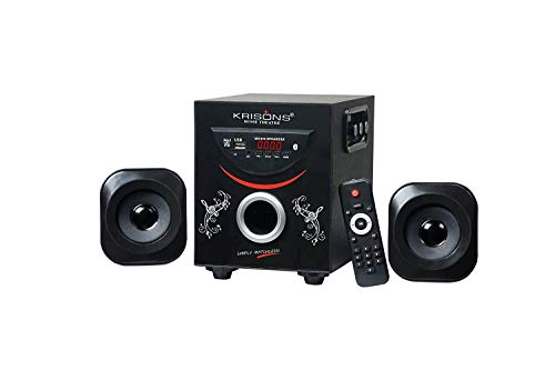 KRX 2.1 (Sonic) Bluetooth Home Theater Speakers_Sold by Krisons
