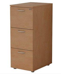 Un classificateur 3 tiroirs pour dossiers Suspension Eco Cm. 49X55X107,2H