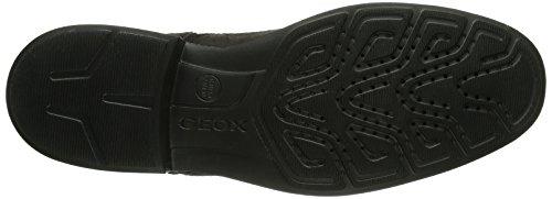 Geox U Dublin B, Scarpe Basse, Uomo Marrone (Mud)
