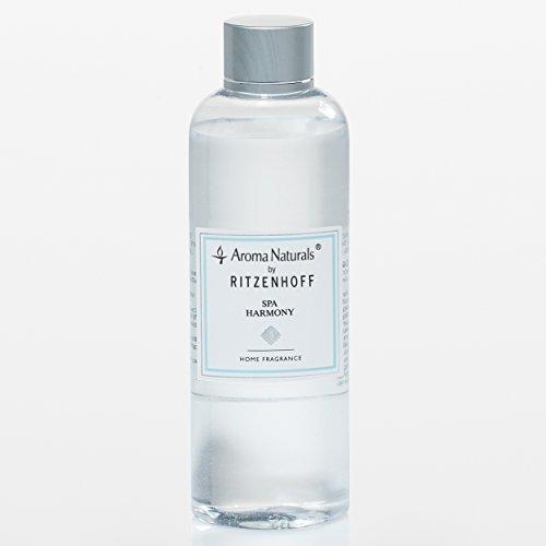 RITZENHOFF Aroma Naturals Modern Refill, Plastik, Blau 4.5 x 4.5 x 15 cm, 200