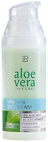 LR Aloe Vera Feuchtigkeits-Gel-Creme 50 ml