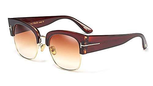 GFF Dame 's Klassische übergroße Sonnenbrille für Frauen Cat Eye Glasses Frames Fashion Eyewear UV-Schutz 45061